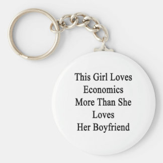 This Girl Loves Economics More Than She Loves Her Keychains