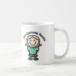 This Grammie Rocks Gift Idea Coffee Mug