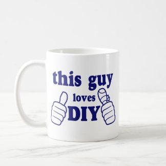 This Guy Loves DIY Coffee Mug