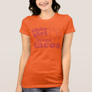 This Guy or Girl Loves Tacos T-Shirt