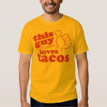 This Guy or Girl Loves Tacos T Shirt