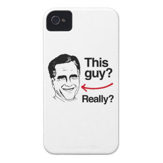 This guy Really Romney.png Case-Mate iPhone 4 Case