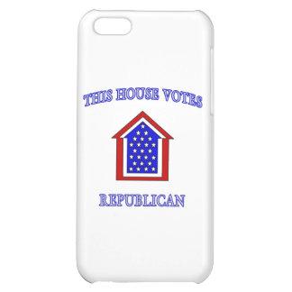 This House Votes Republican iPhone 5C Cases