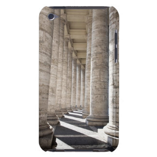 This image was taken inside the portico of Saint 2 iPod Case-Mate Case