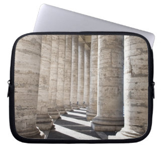 This image was taken inside the portico of Saint 2 Laptop Sleeve