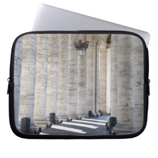 This image was taken inside the portico of Saint Laptop Sleeve