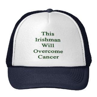 This Irishman Will Overcome Cancer Trucker Hat
