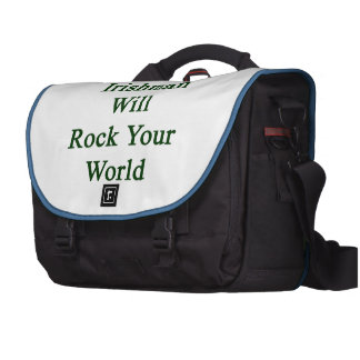 This Irishman Will Rock Your World Bag For Laptop