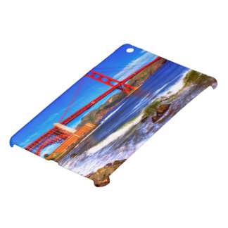 This is a 3 shot HDR image of the Golden Gate iPad Mini Cover