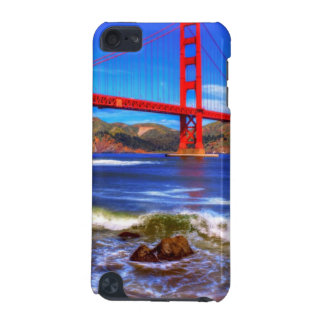 This is a 3 shot HDR image of the Golden Gate iPod Touch (5th Generation) Case