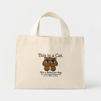 This is a Cat Bags