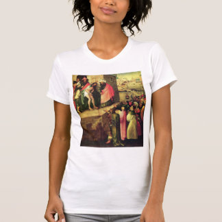 This is a human(Ecce Homo) by Hieronymus Bosch T-shirts