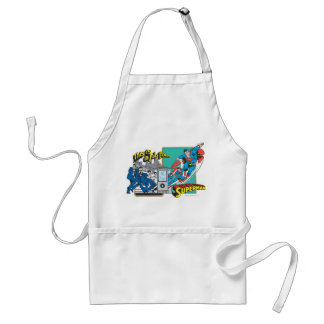This is a job for�Superman 2 Standard Apron