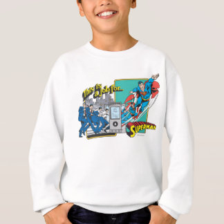 This is a job for�Superman 2 Sweatshirt