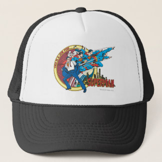 This is a job for�Superman Trucker Hat