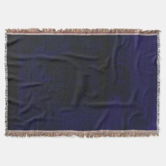 This is a Purple Throw Blanket.