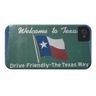 'This is a road sign that says, Welcome to iPhone 4 Cover