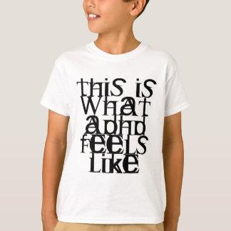 This is ADHD Tshirts