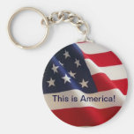 This is America! Key Chains