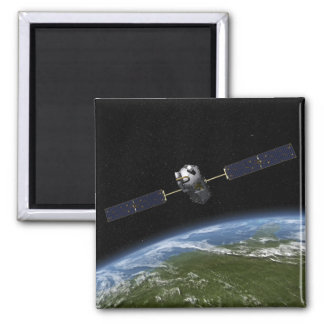 This is an artist�s concept Square Magnet