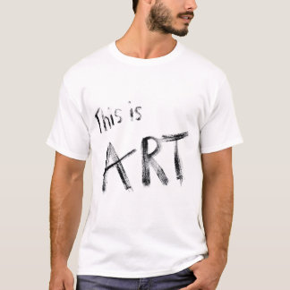 This is Art Tee Shirt