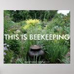 This is Beekeeping Print