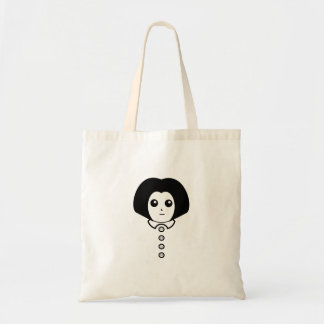 This is Candace. On a bag. Tote Bag