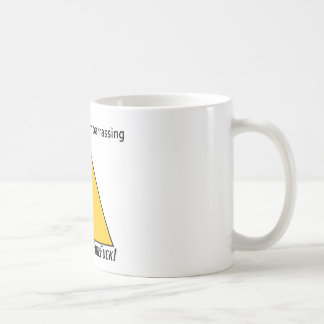 This is Embarrassing Coffee Mug