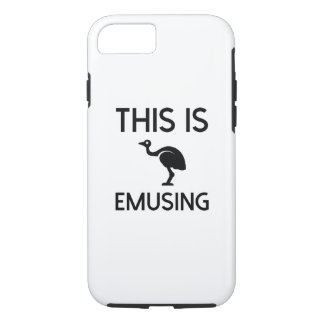 This Is Emusing iPhone 7 Case