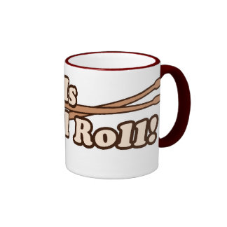 This Is How I (Drum) Roll Coffee Mug