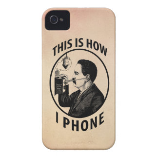 This Is How I  Phone iPhone 4 Case-Mate Case