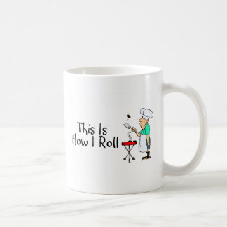 This Is How I Roll BBQ Coffee Mug