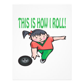 This Is How I Roll Flyer