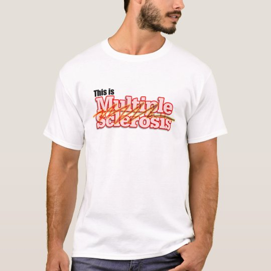 This is Multiple Sclerosis T-Shirt