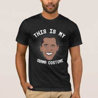 This is my Barack Obama Costume T-Shirt