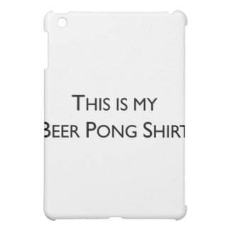 This Is My Beer Pong Shirt Case For The iPad Mini