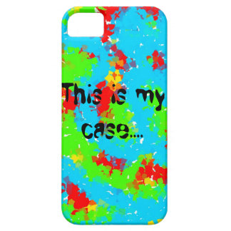 This is My case iPhone 5 Cover
