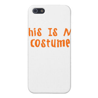 This Is My Costume Cases For iPhone 5