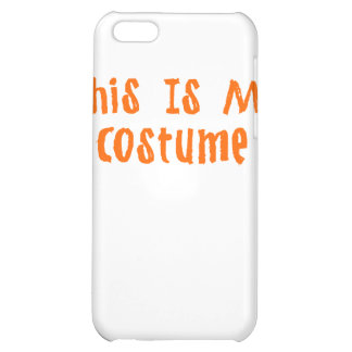 This Is My Costume iPhone 5C Cover