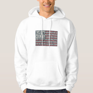 This is my Country Hoodie