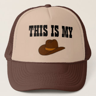 This Is My Cowboy Hat