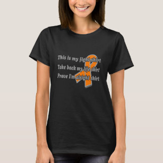 This is My Fight Shirt...RSD/CRPS T-Shirt