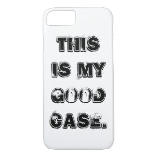 This is my good case. iPhone 7 case