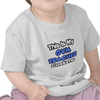 This Is My Gym Teacher Costume Tee Shirts