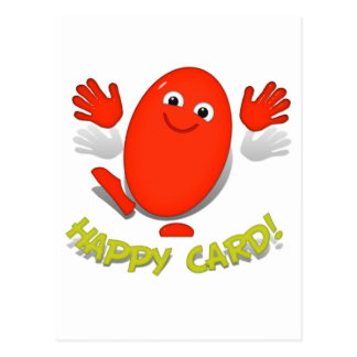 This is my happy....... postcard