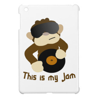 This is my jam, Monkey Case For The iPad Mini