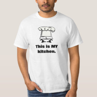 This is My Kitchen - Funny Tee for Chefs