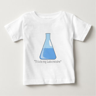 """This is my Laboratoire"" Baby T-Shirt"