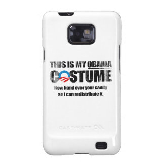 This is my Obama Costume Faded.png Samsung Galaxy S2 Case