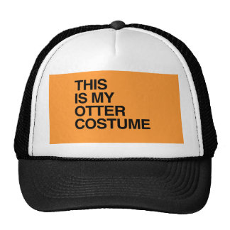 THIS IS MY OTTER HALLOWEEN COSTUME.png Cap